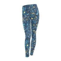 Starry Pattern - leggings - small view