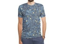 Starry Pattern - mens-sublimated-triblend-tee - small view