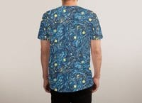 Starry Pattern - mens-sublimated-tee - small view