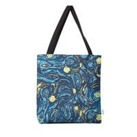 Starry Pattern - tote-bag - small view