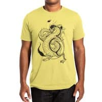 Bruce, the Dragon - mens-extra-soft-tee - small view