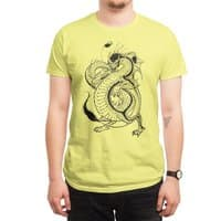 Bruce, the Dragon - mens-regular-tee - small view