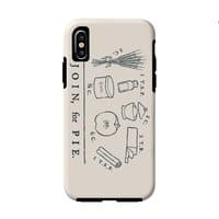 Revolutionary Recipe - double-duty-phone-case - small view