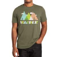 Wander - mens-extra-soft-tee - small view