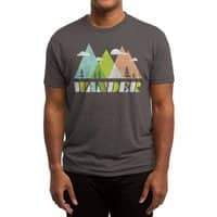 Wander - mens-triblend-tee - small view