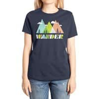 Wander - womens-extra-soft-tee - small view