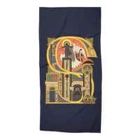 Legend of the Fall - beach-towel - small view
