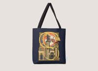 Legend of the Fall - tote-bag - small view