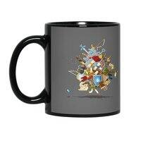 It's Dangerous to Go Alone! Take This - black-mug - small view