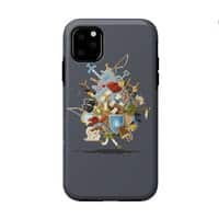It's Dangerous to Go Alone! Take This - double-duty-phone-case - small view