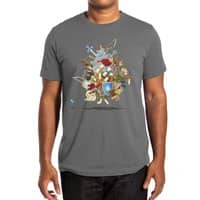 It's Dangerous to Go Alone! Take This - mens-extra-soft-tee - small view
