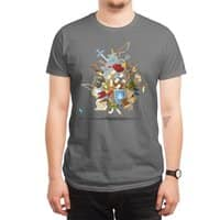 It's Dangerous to Go Alone! Take This - mens-regular-tee - small view