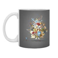It's Dangerous to Go Alone! Take This - white-mug - small view