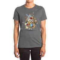 It's Dangerous to Go Alone! Take This - womens-extra-soft-tee - small view