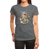 It's Dangerous to Go Alone! Take This - womens-regular-tee - small view
