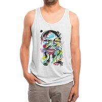 Let Our Veins Do The Talking - mens-triblend-tank - small view