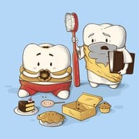 My Sweet Tooth Never Listens to My Wisdom Tooth - small view