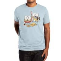 My Sweet Tooth Never Listens to My Wisdom Tooth - mens-extra-soft-tee - small view