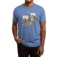 My Sweet Tooth Never Listens to My Wisdom Tooth - mens-triblend-tee - small view
