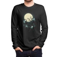 Dinner is a Cheese Affair - mens-long-sleeve-tee - small view