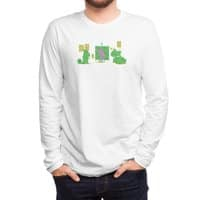 Uncovering the Problem - mens-long-sleeve-tee - small view