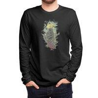 Tyrantosaurus Rex - mens-long-sleeve-tee - small view
