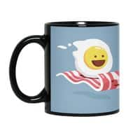 Magic Bacon Ride - black-mug - small view