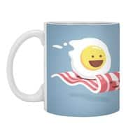 Magic Bacon Ride - white-mug - small view