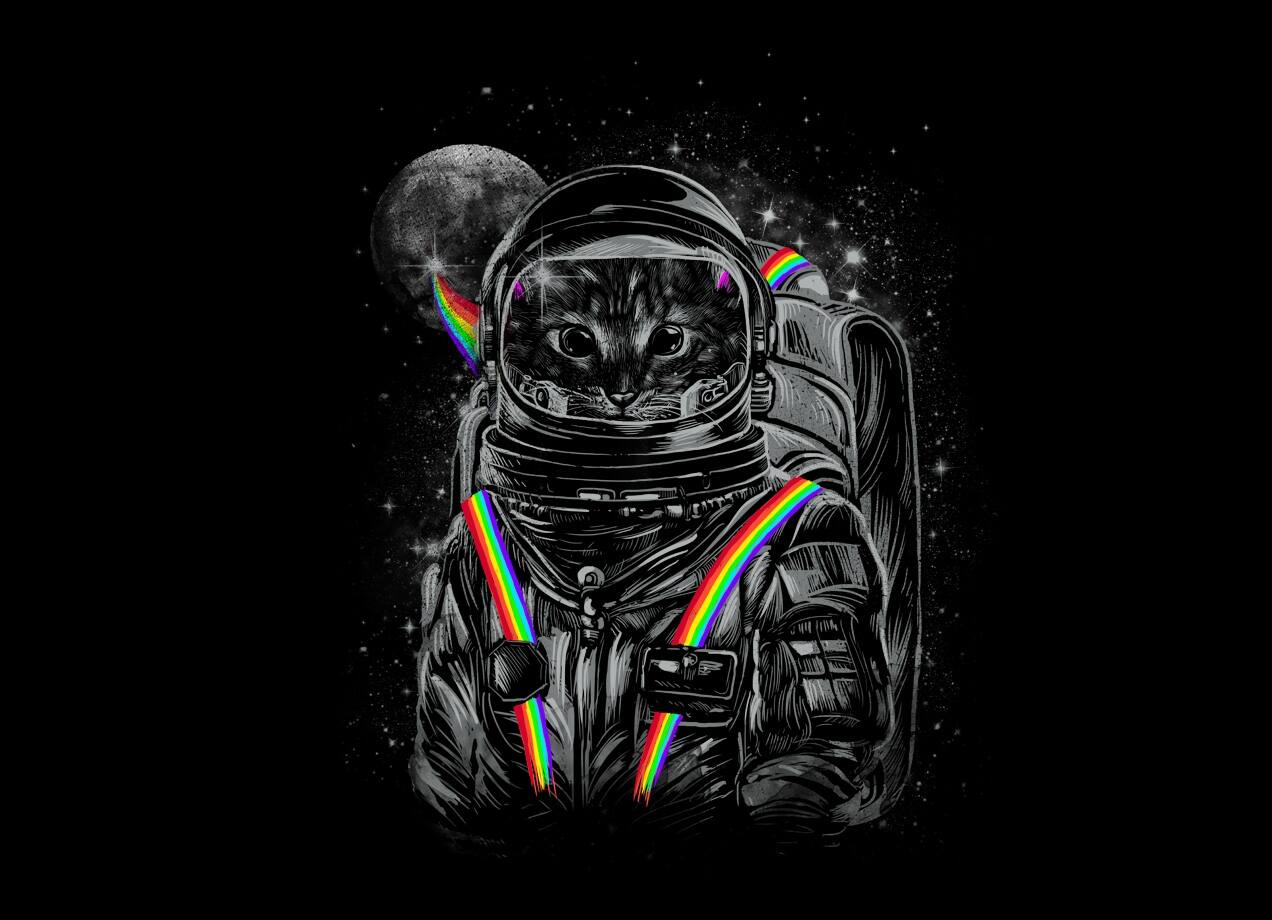 Space Mission By Dan Elijah G Fajardo Threadless
