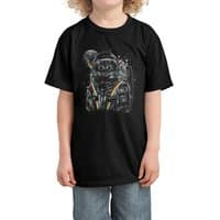 Space Mission - kids-tee - small view