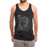 Space Mission - mens-triblend-tank - small view