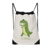 The Thesaurus - drawstring-bag - small view