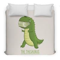 The Thesaurus - duvet-cover - small view