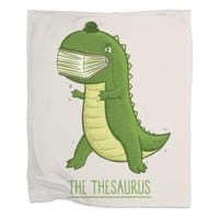 The Thesaurus - blanket - small view