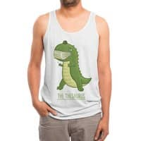 The Thesaurus - mens-triblend-tank - small view