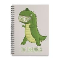 The Thesaurus - spiral-notebook - small view