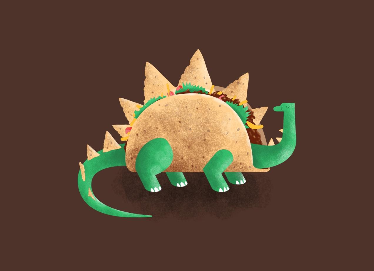 Tacosaurus By Marc Etienne Peintre Threadless