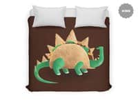 Tacosaurus - duvet-cover - small view