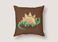 Tacosaurus - throw-pillow - small view