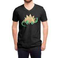 Tacosaurus - vneck - small view