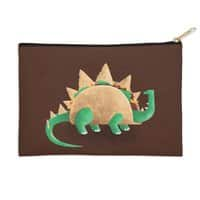 Tacosaurus - zip-pouch - small view