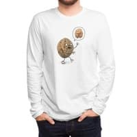 Zombie Walnut - mens-long-sleeve-tee - small view