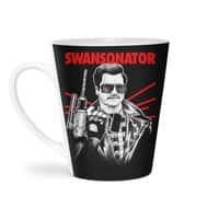 SWANSONATOR - latte-mug - small view