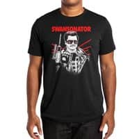 SWANSONATOR - mens-extra-soft-tee - small view