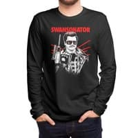 SWANSONATOR - mens-long-sleeve-tee - small view