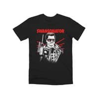 SWANSONATOR - mens-premium-tee - small view