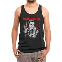 SWANSONATOR - mens-triblend-tank - small view
