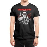 SWANSONATOR - mens-regular-tee - small view