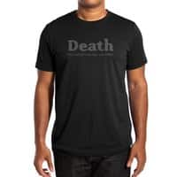 Death, our nation's number one killer - mens-extra-soft-tee - small view