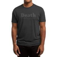 Death, our nation's number one killer - mens-triblend-tee - small view